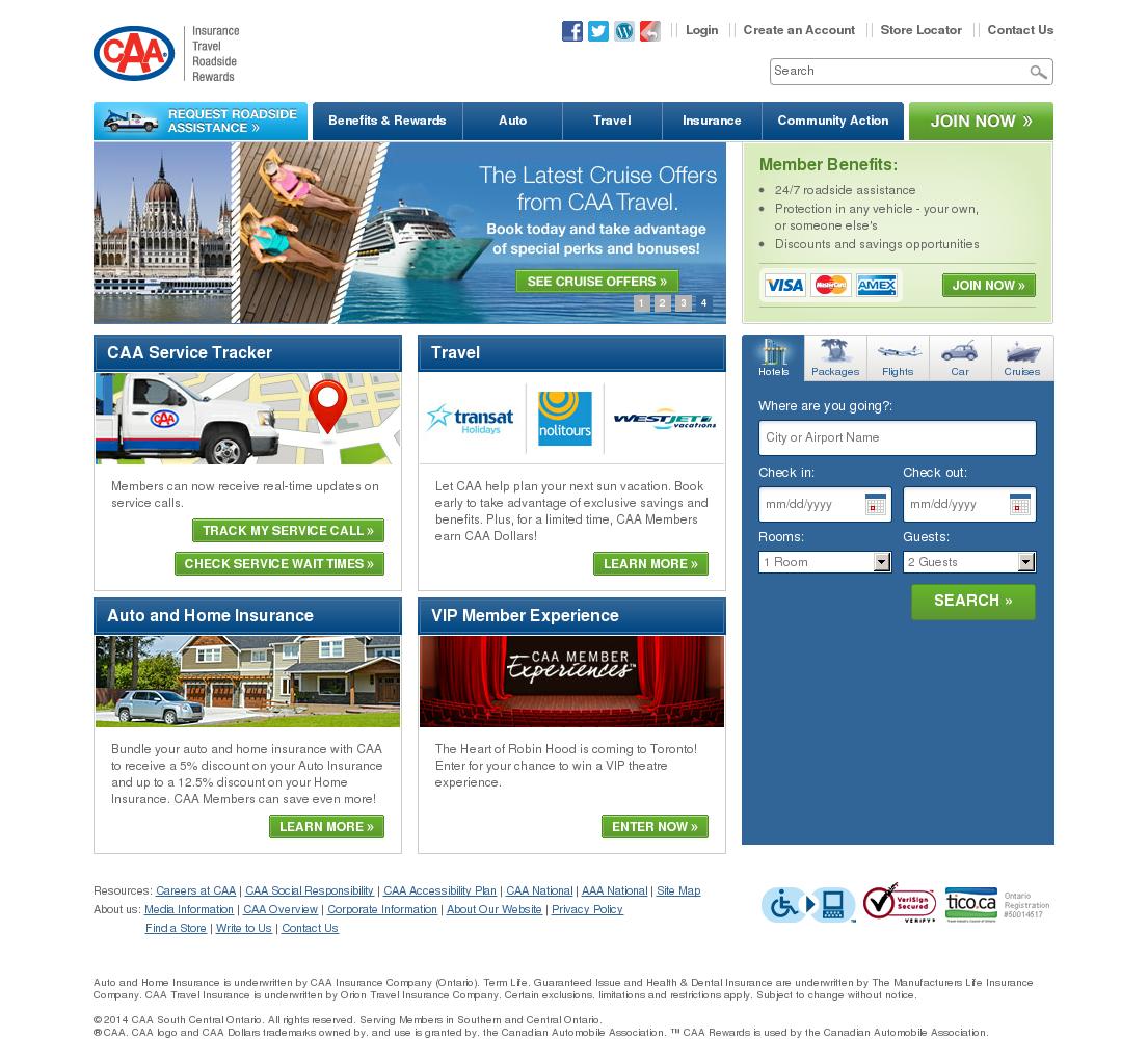 Caa Home Insurance Quote: Caa Canada Travel Insurance