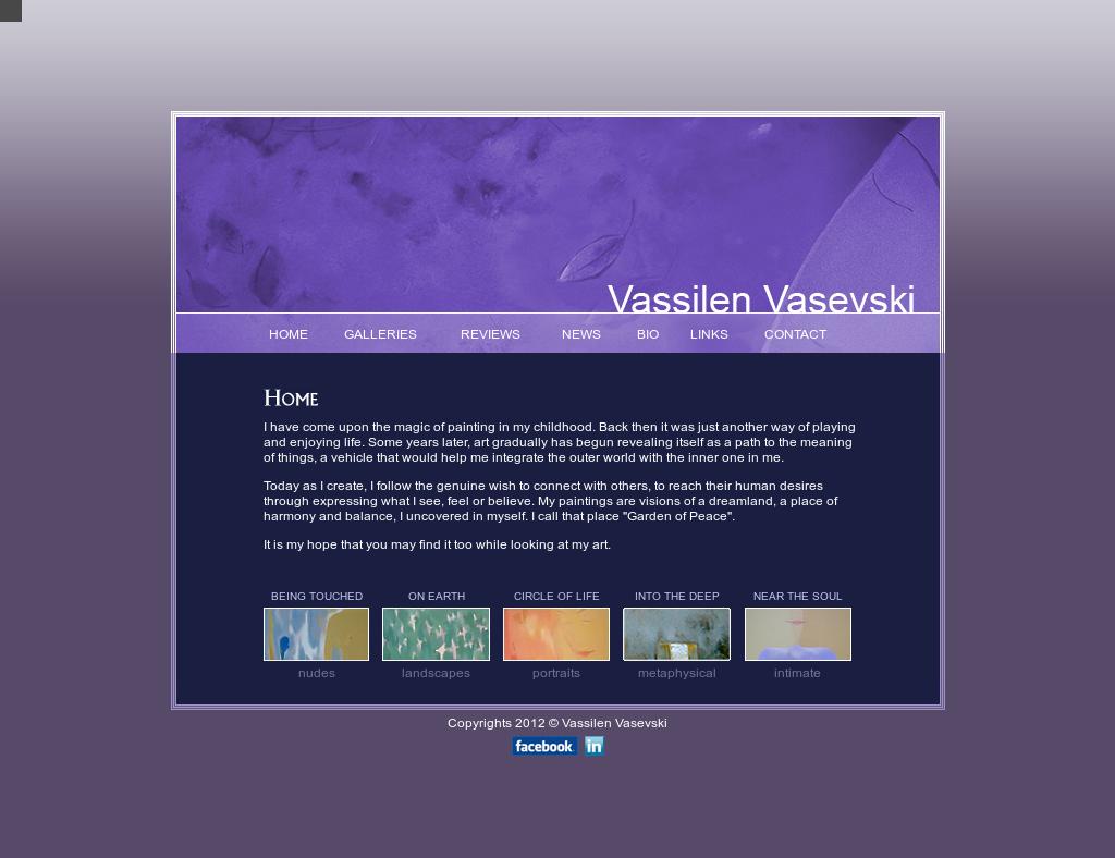 Vassilen Vasevski Competitors, Revenue and Employees - Owler Company