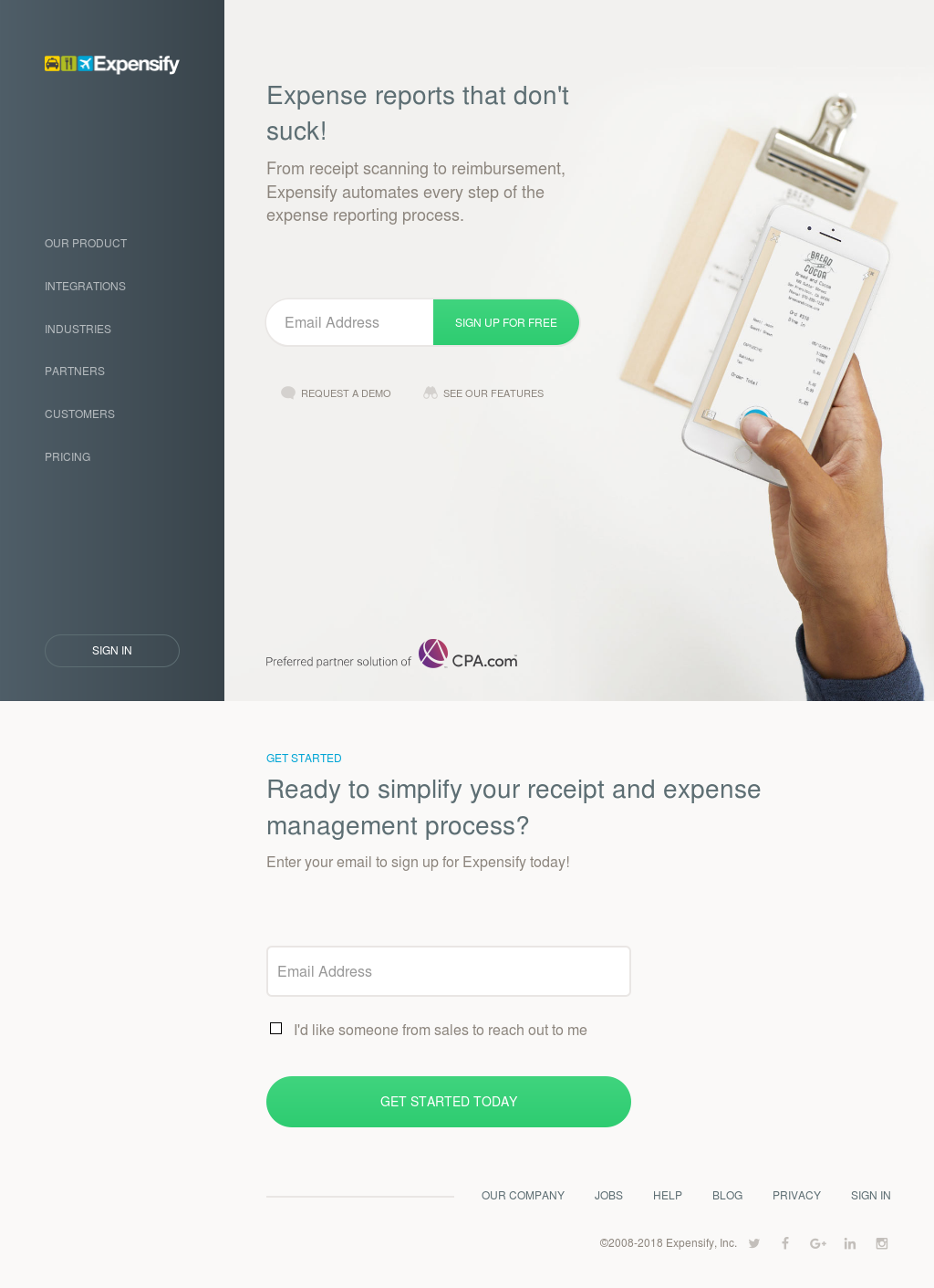 Expensify Competitors, Revenue and Employees - Owler Company