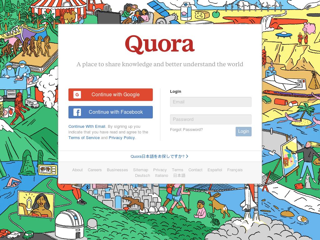 Quora Competitors, Revenue and Employees - Owler Company Profile