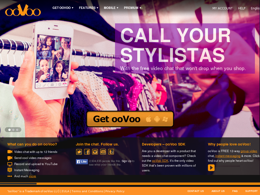 OoVoo Competitors, Revenue and Employees - Owler Company Profile