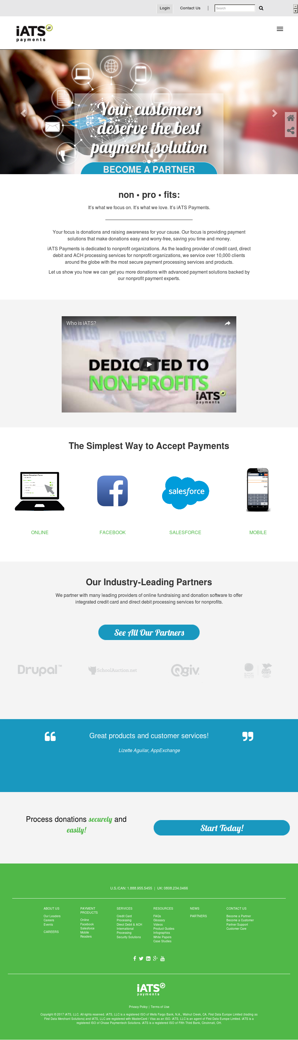 IATS Competitors, Revenue and Employees - Owler Company Profile