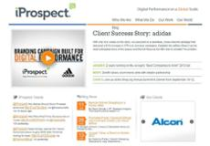 iProspect website history