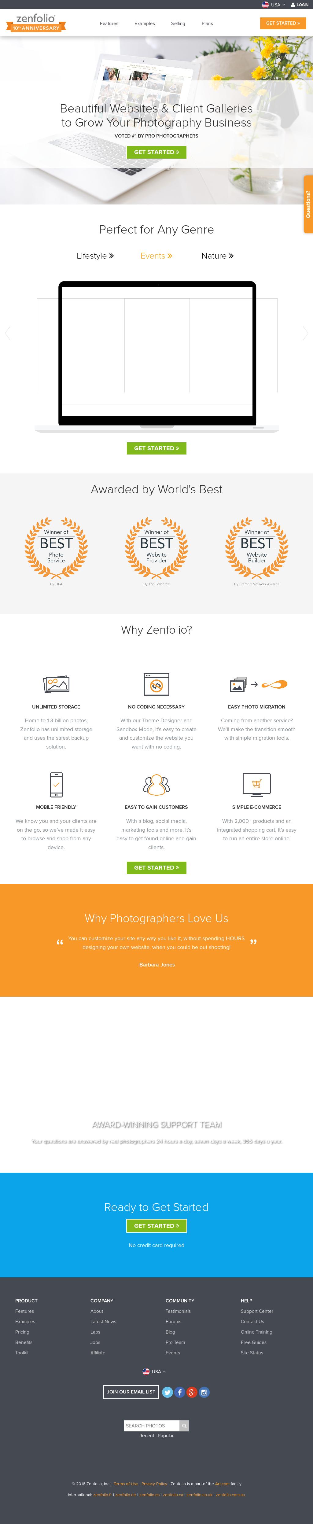 Zenfolio Competitors, Revenue and Employees - Owler Company