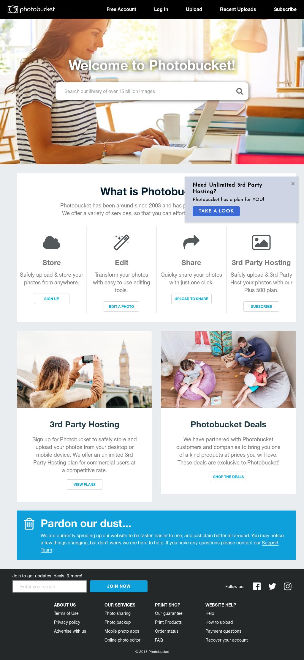 Photobucket Competitors, Revenue and Employees - Owler Company Profile