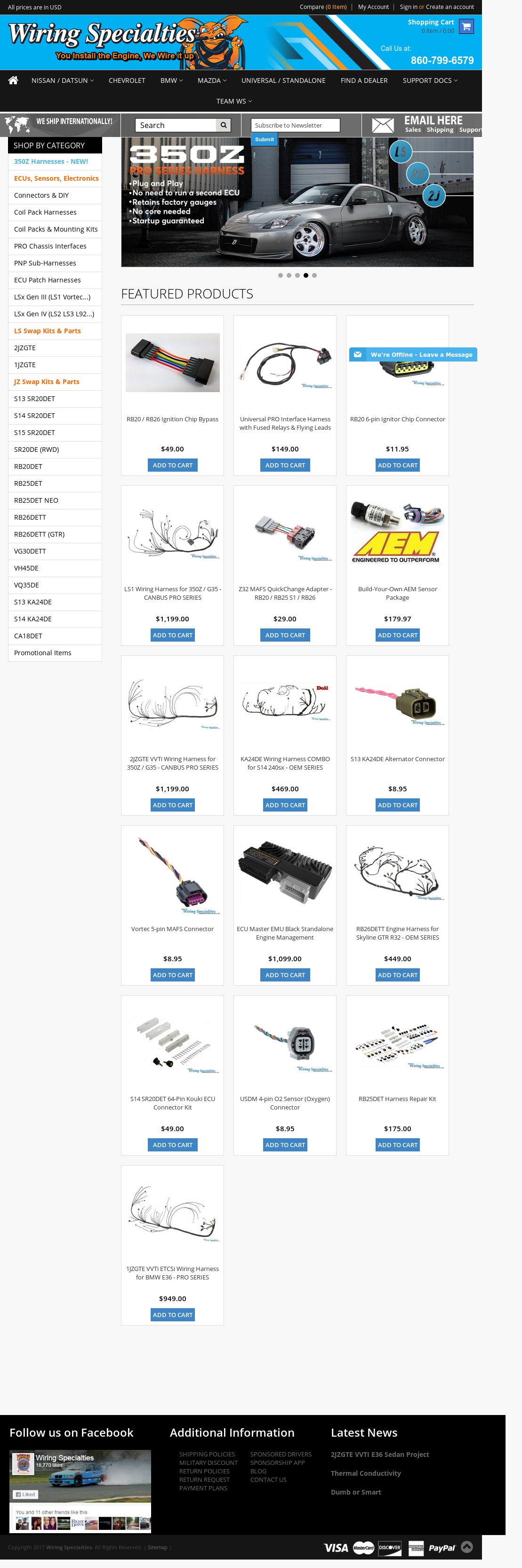 Wiring Specialties Competitors Revenue And Employees Owler Review Specialtiess Website Screenshot On Sep 2017