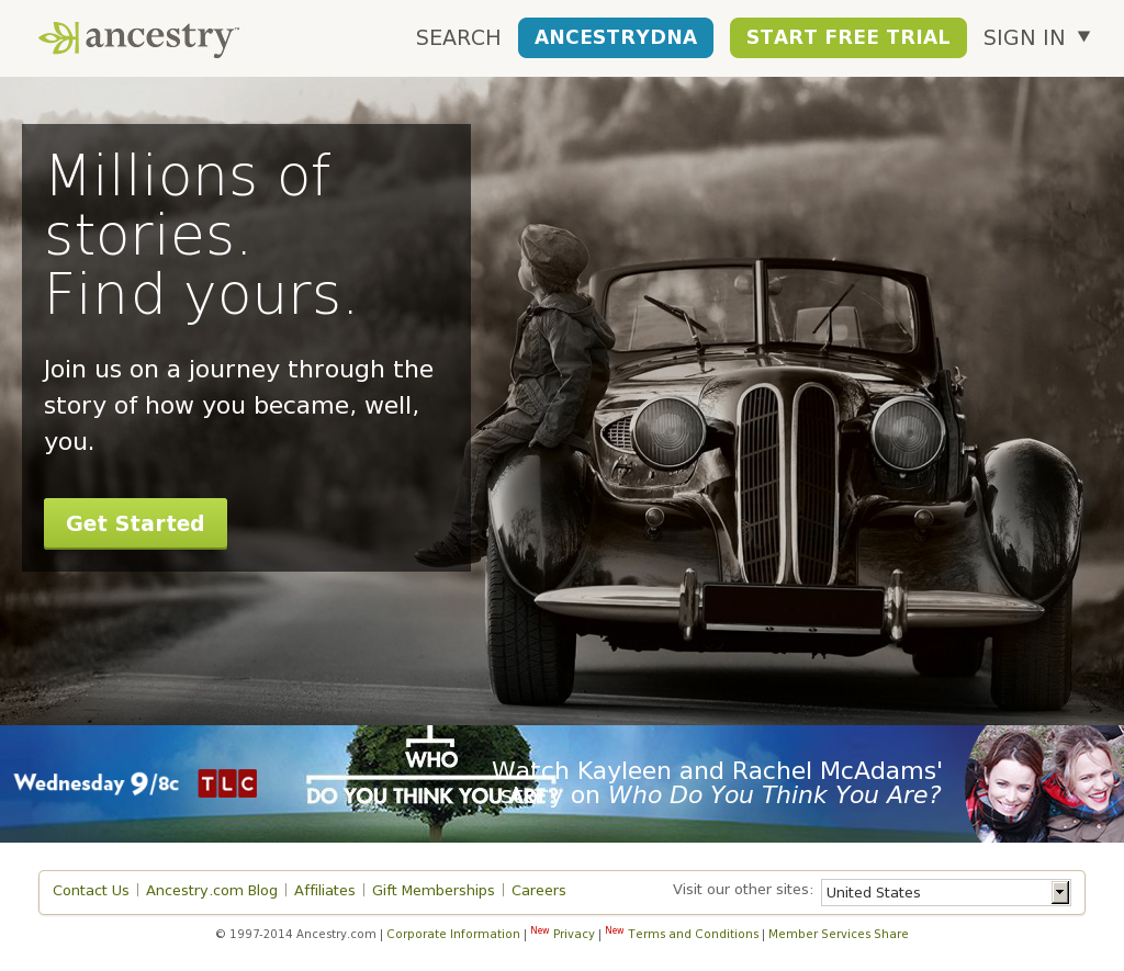 how to delete profile on ancestry.com