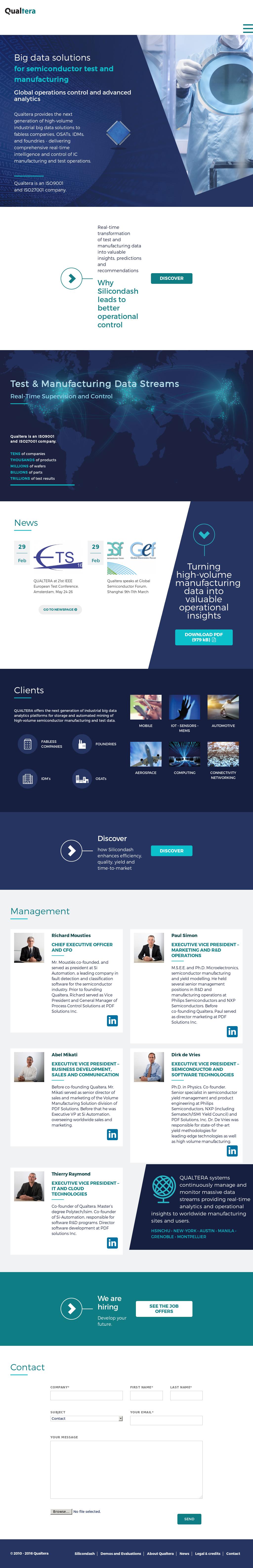 Qualtera Competitors, Revenue and Employees - Owler Company Profile