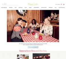 ModCloth website history