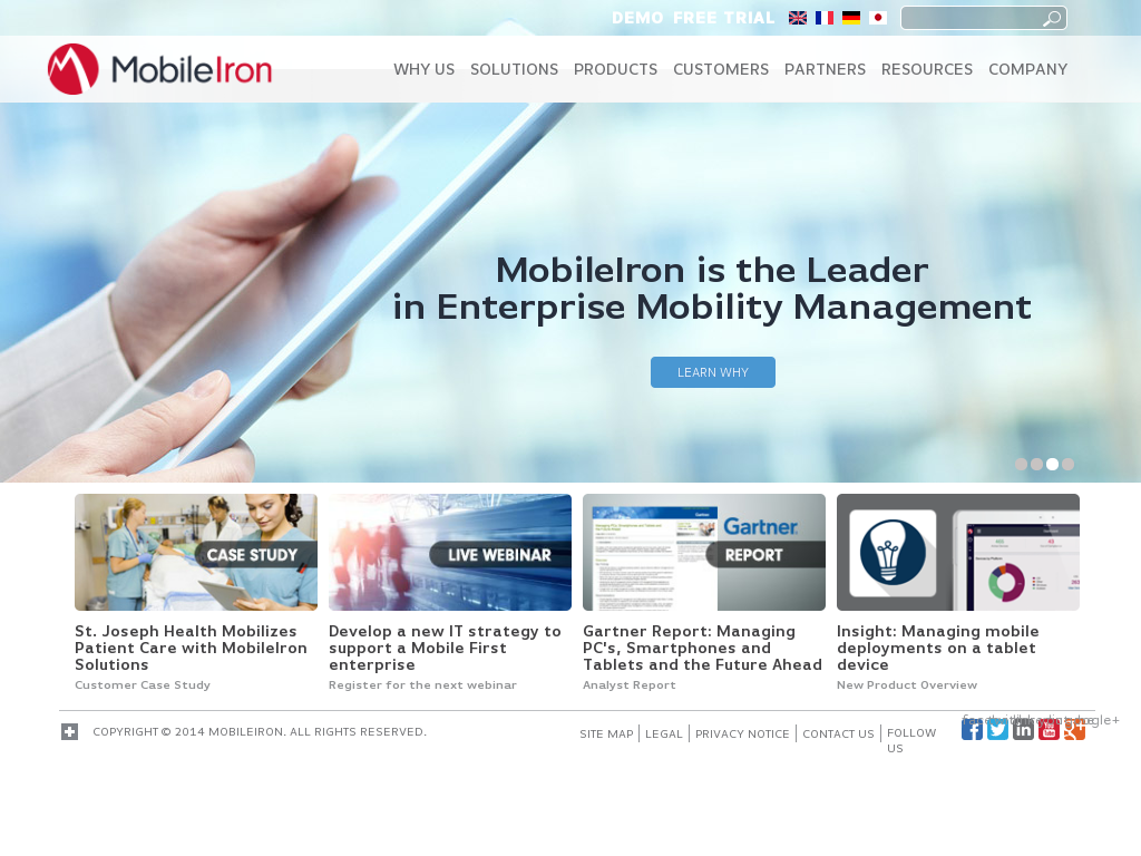 MobileIron Competitors, Revenue and Employees - Owler