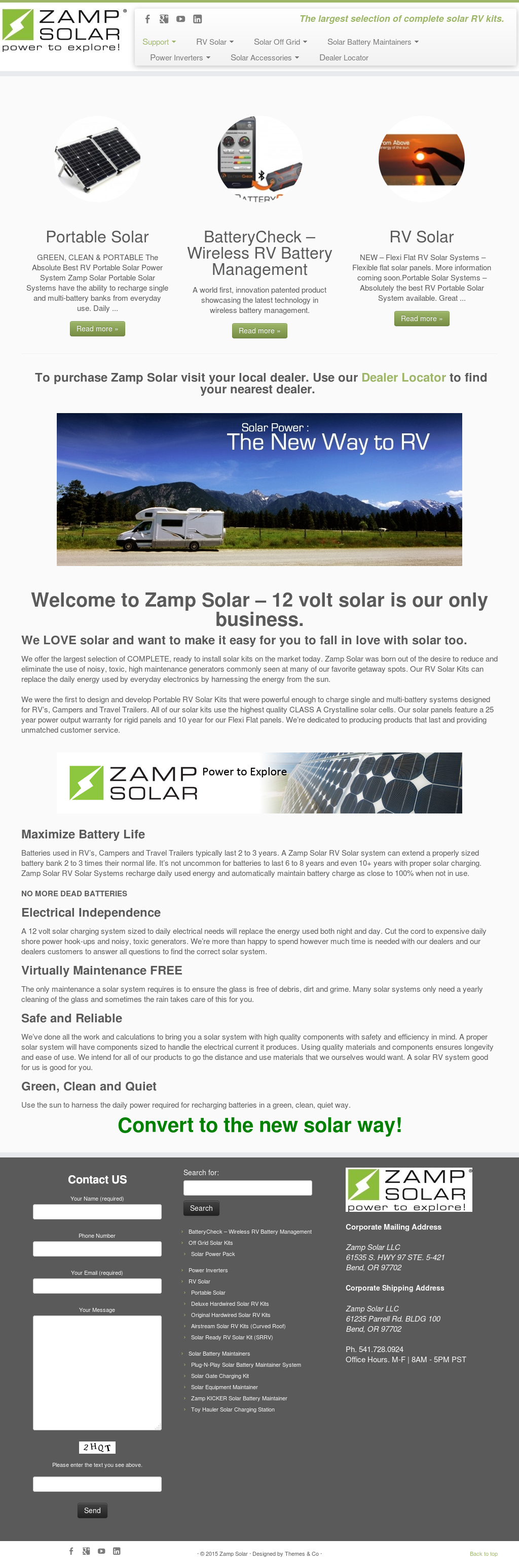 Zamp Solar Competitors, Revenue and Employees - Owler