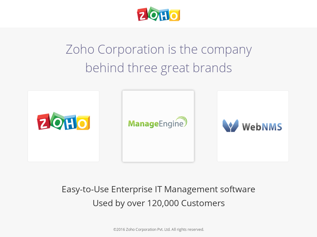 Zoho Competitors, Revenue and Employees - Owler Company Profile