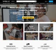 Lynda Competitors, Revenue and Employees - Owler Company Profile