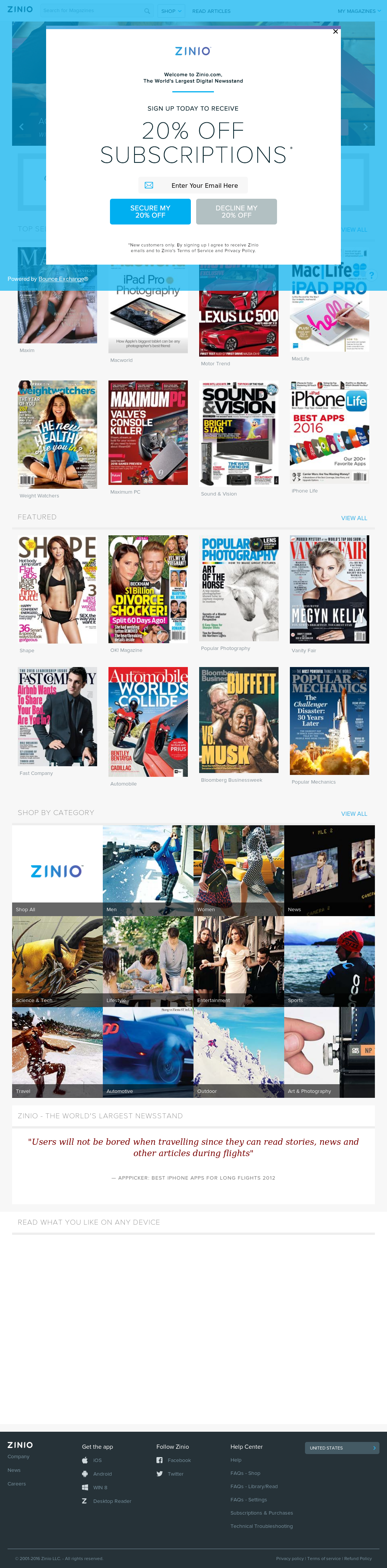 Zinio Competitors, Revenue and Employees - Owler Company Profile