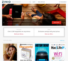 Zinio Competitors, Revenue and Employees - Owler Company Profile