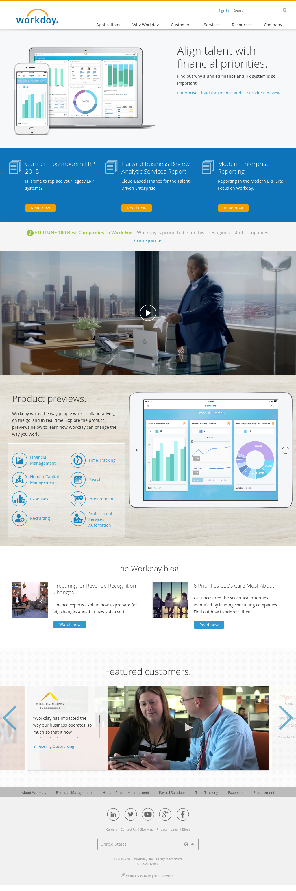 Workday Competitors, Revenue and Employees - Owler Company