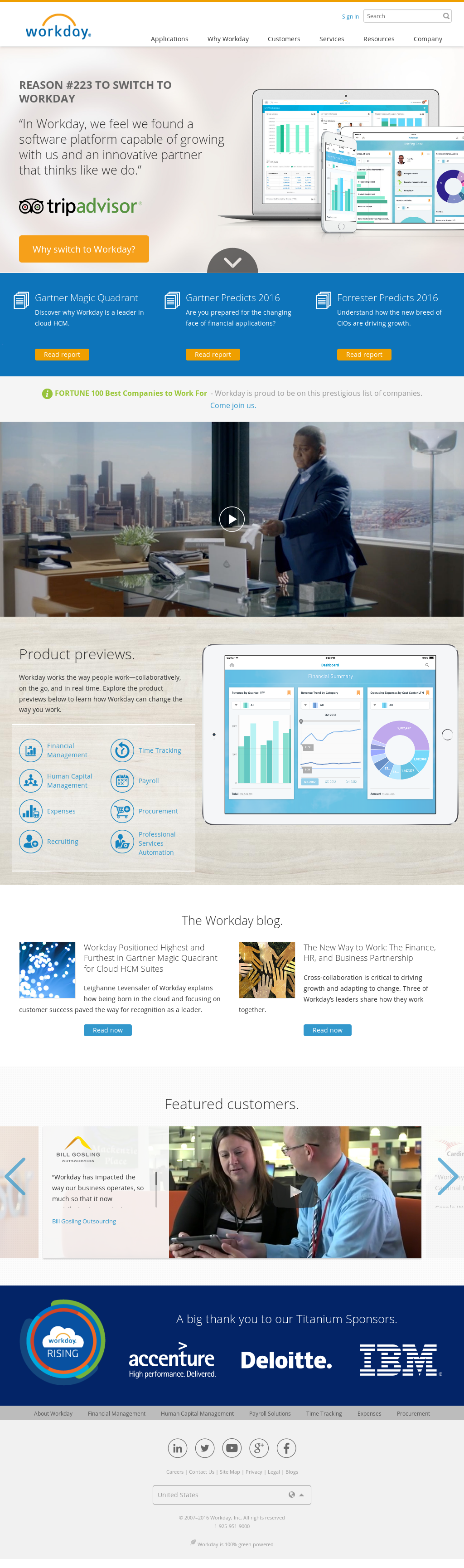 Workday Competitors, Revenue and Employees - Owler Company Profile