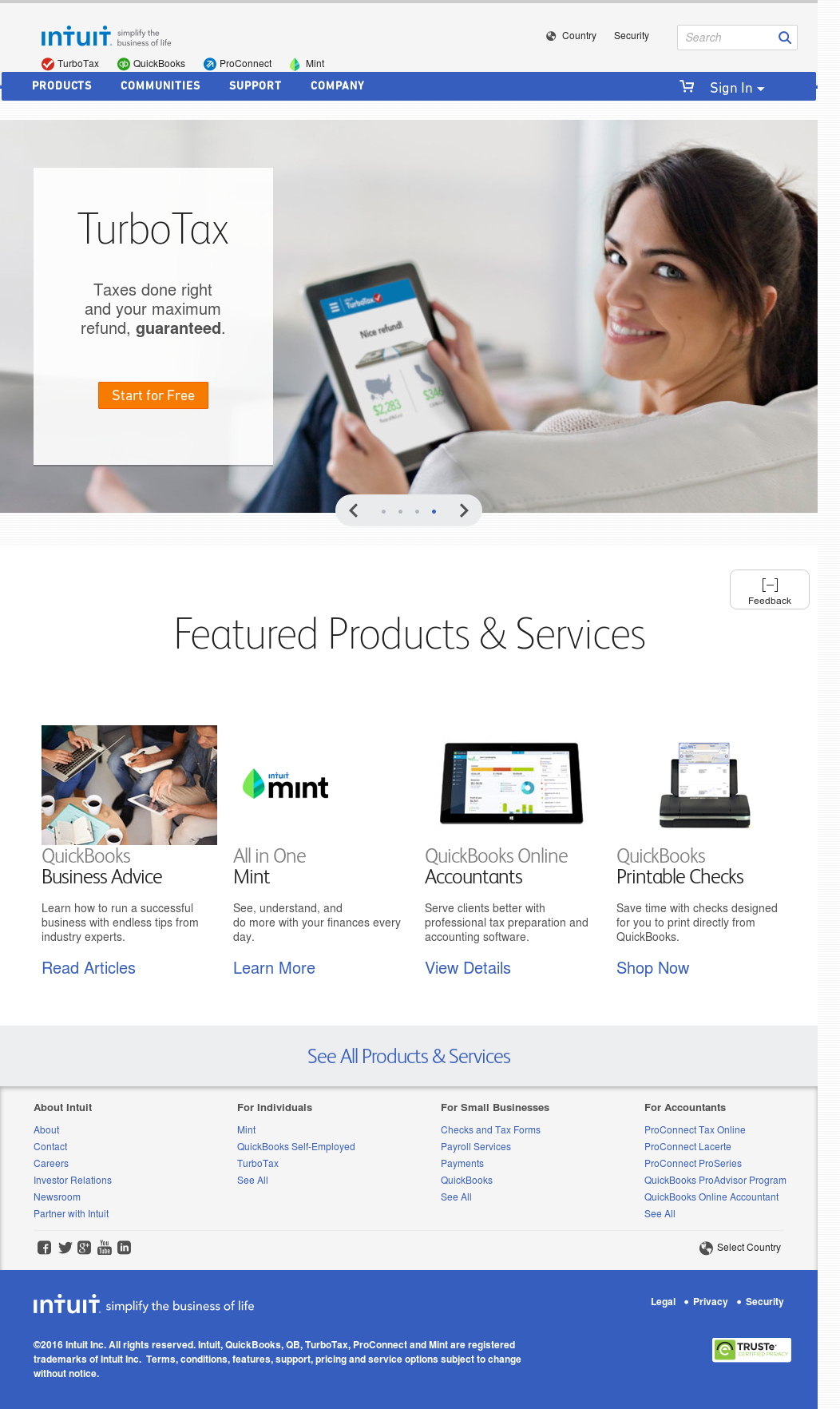 Intuit Competitors Revenue And Employees Company Profile On Owler - Best free invoice app pioneer woman mercantile online store