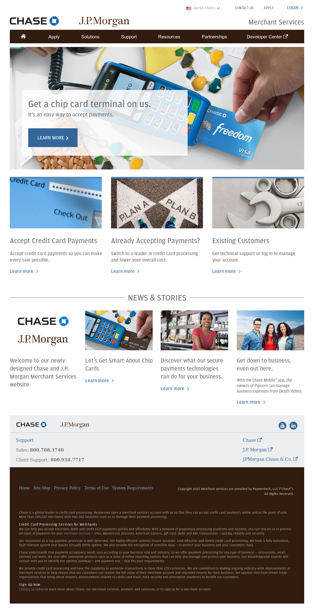 Chase paymentech competitors revenue and employees owler company chase paymentech website history reheart Gallery