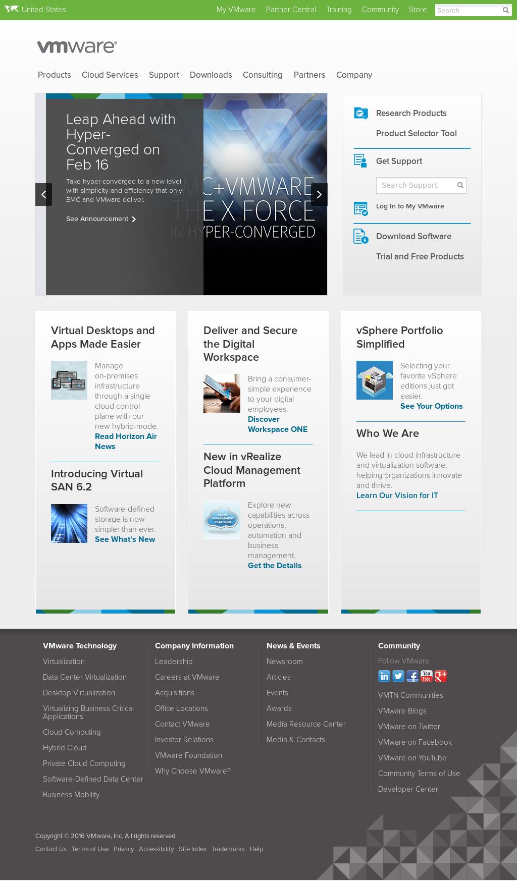 VMware Competitors, Revenue and Employees - Owler Company Profile