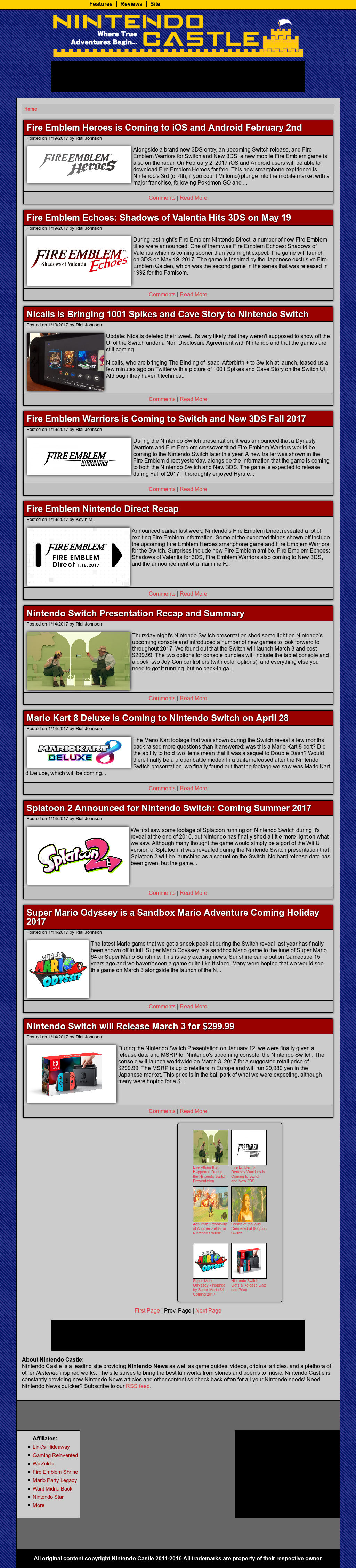 Nintendo Castle Competitors, Revenue and Employees - Owler Company