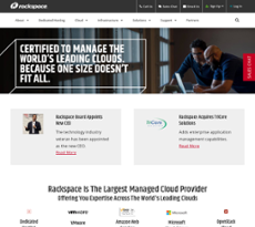 Rackspace Competitors, Revenue and Employees - Owler Company