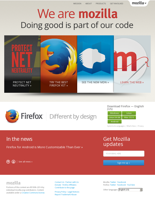 Mozilla Competitors, Revenue and Employees - Owler Company