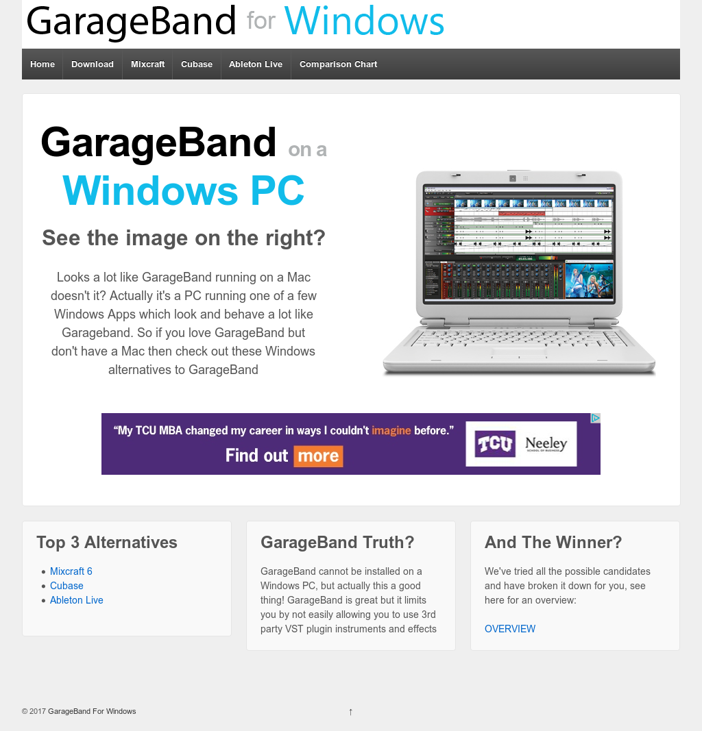 Garageband For Windows Competitors, Revenue and Employees - Owler