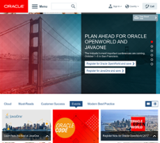 Oracle Competitors, Revenue and Employees - Owler Company Profile
