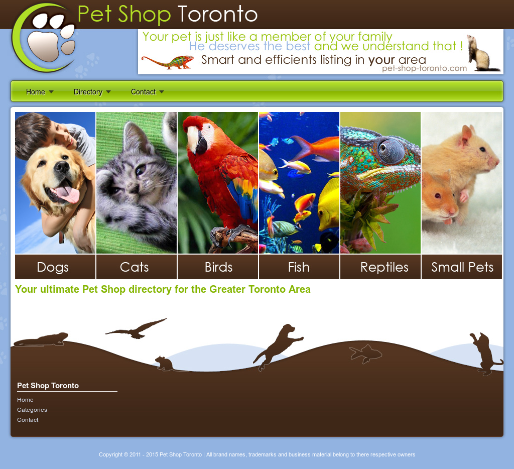 Pet Shop Toronto Competitors, Revenue and Employees - Owler Company