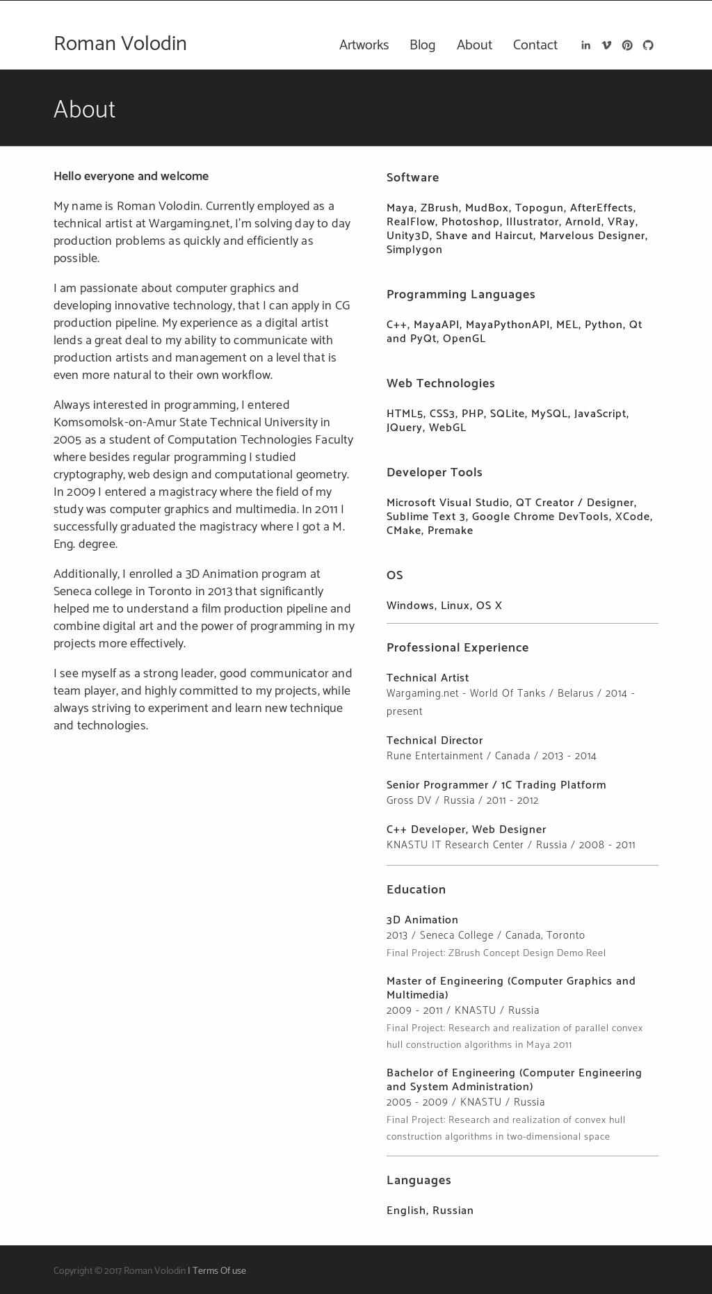Roman Volodin Competitors, Revenue and Employees - Owler Company Profile