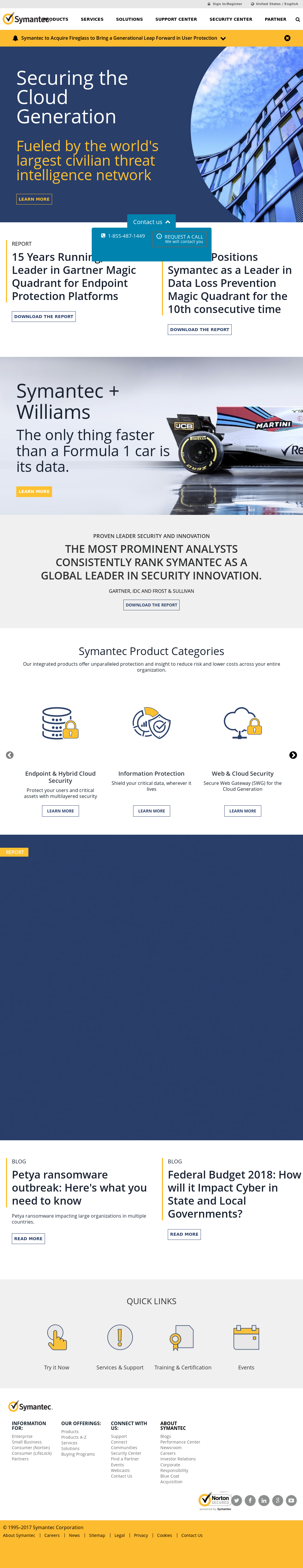 Symantec Competitors, Revenue and Employees - Owler Company