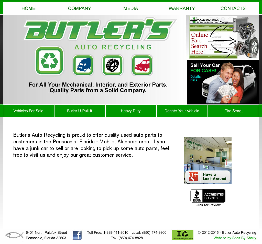 Butler Auto Recycling Compeors Revenue And Employees Owler Company Profile