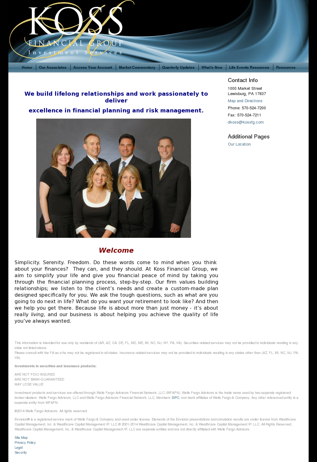 Koss Financial Group Competitors, Revenue and Employees - Owler