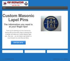 Custom Masonic Lapel Pins Competitors, Revenue and Employees