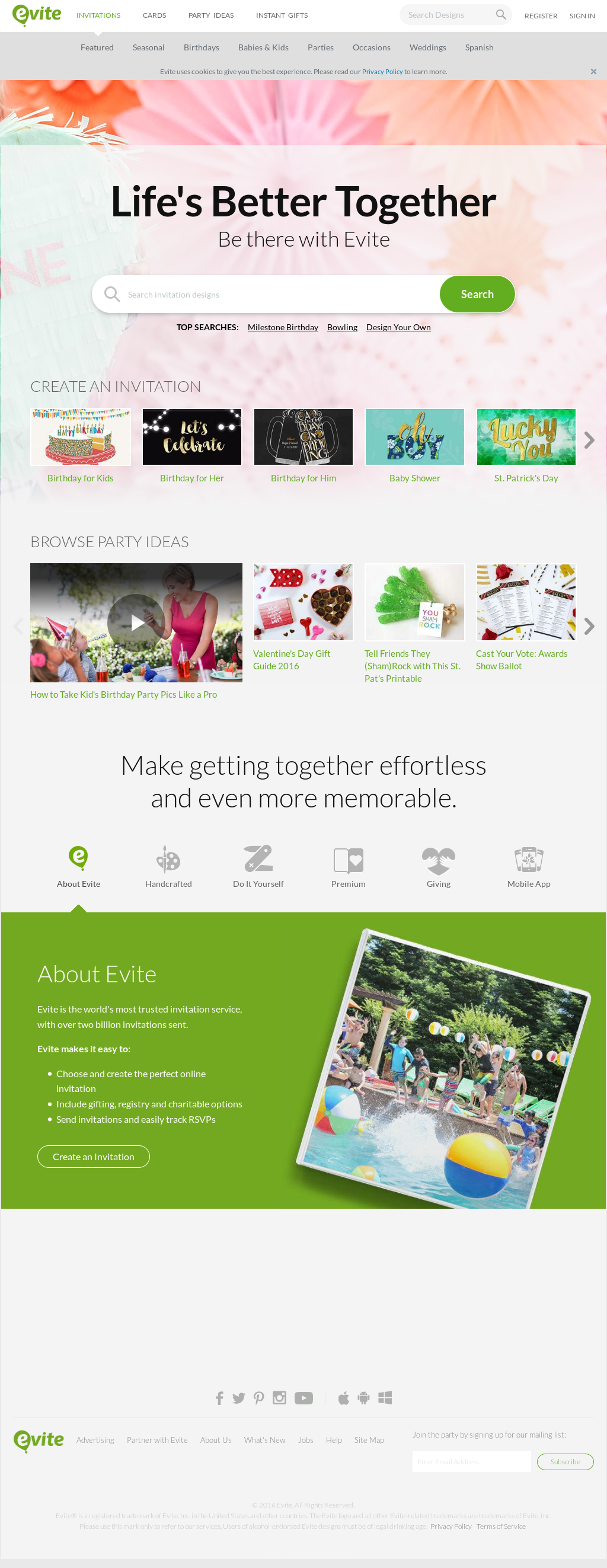evite competitors revenue and employees owler company profile
