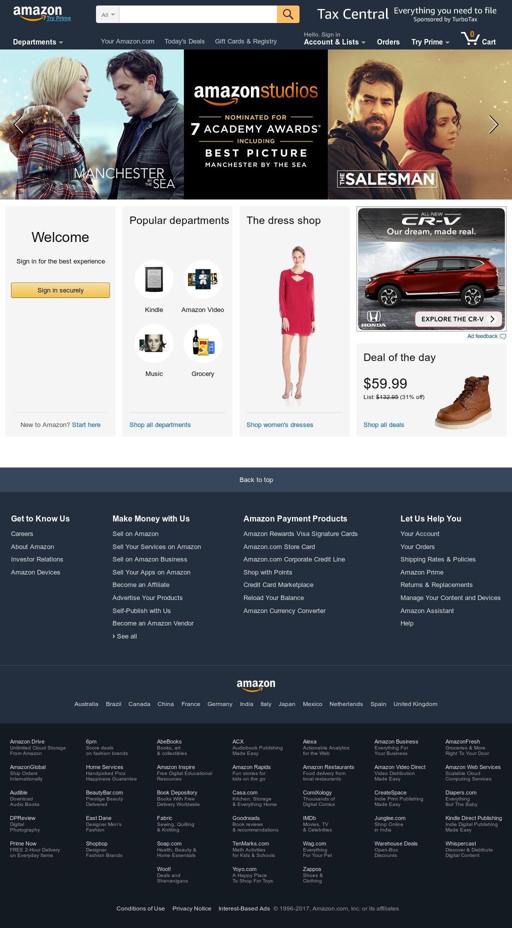 Amazon Competitors, Revenue and Employees - Owler Company Profile
