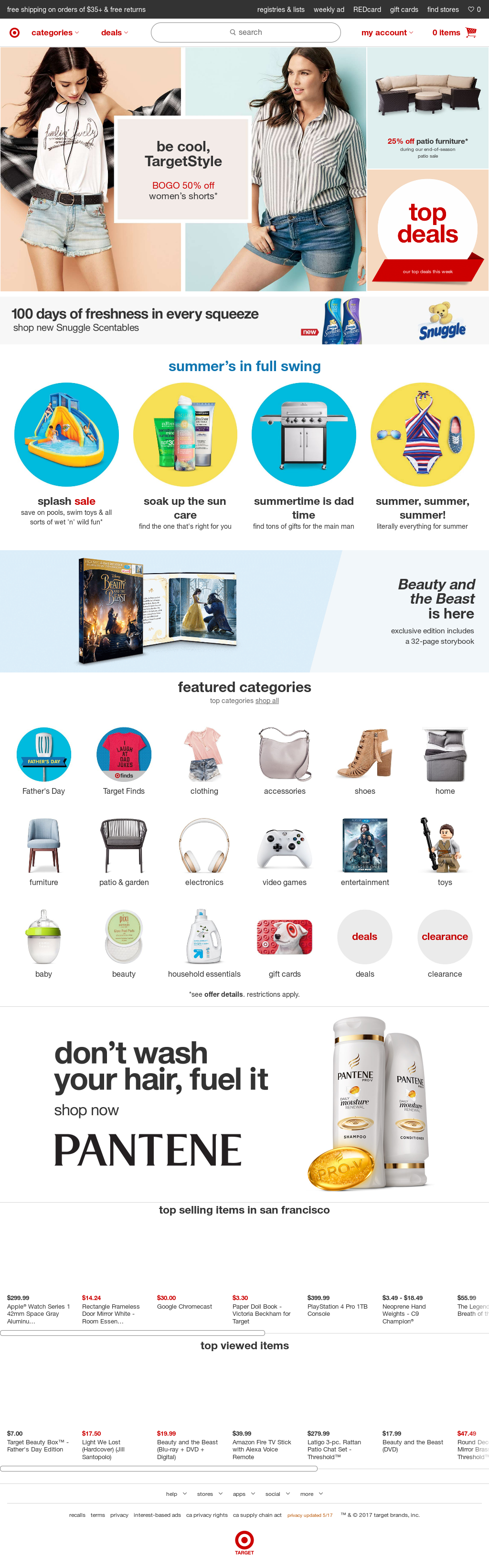 Target Competitors, Revenue and Employees - Owler Company Profile