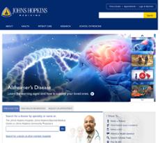 JHM website history