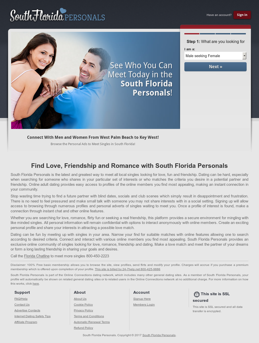 South Florida Personals Competitors, Revenue and Employees - Owler