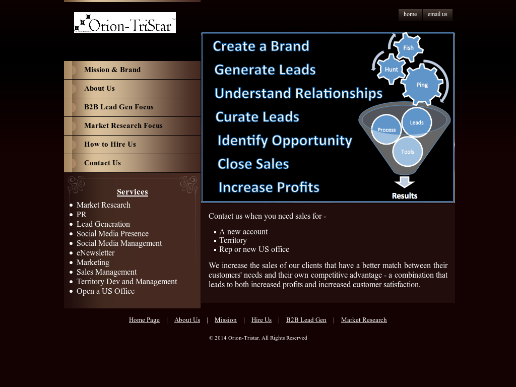 Orion-tristar Competitors, Revenue and Employees - Owler Company Profile