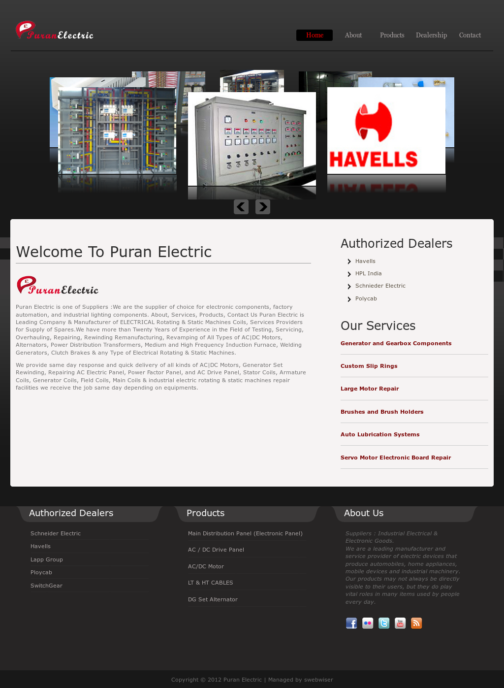Puran Electric Competitors, Revenue and Employees - Owler