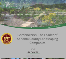 Gardenworks Inc Website History