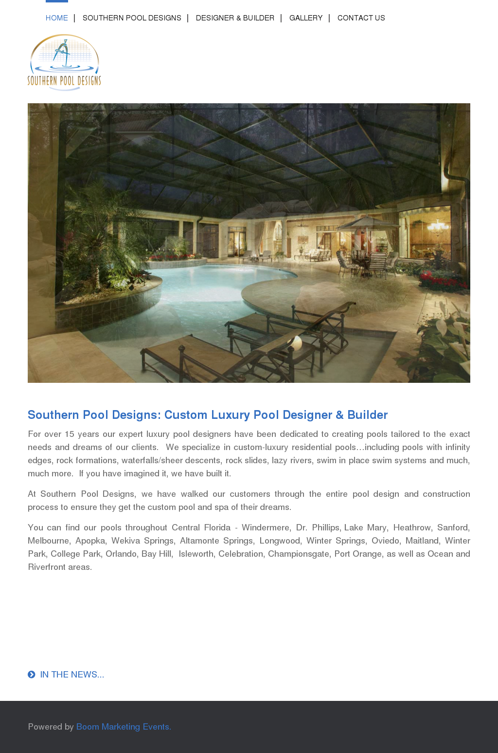 Southern Pool Designs Competitors, Revenue and Employees - Owler ...