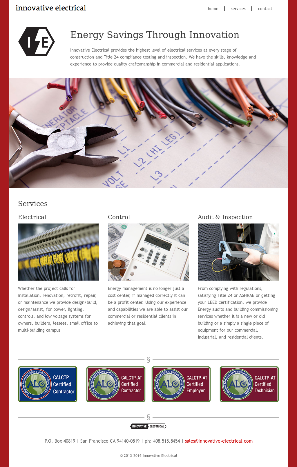 Innovative Electrical Competitors Revenue And Employees Owler History Of Wiring Website