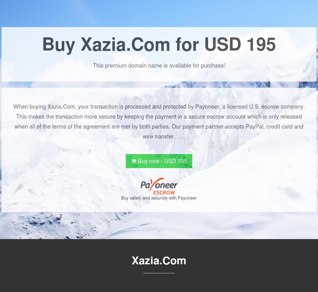 Xazia Competitors, Revenue and Employees - Owler Company Profile