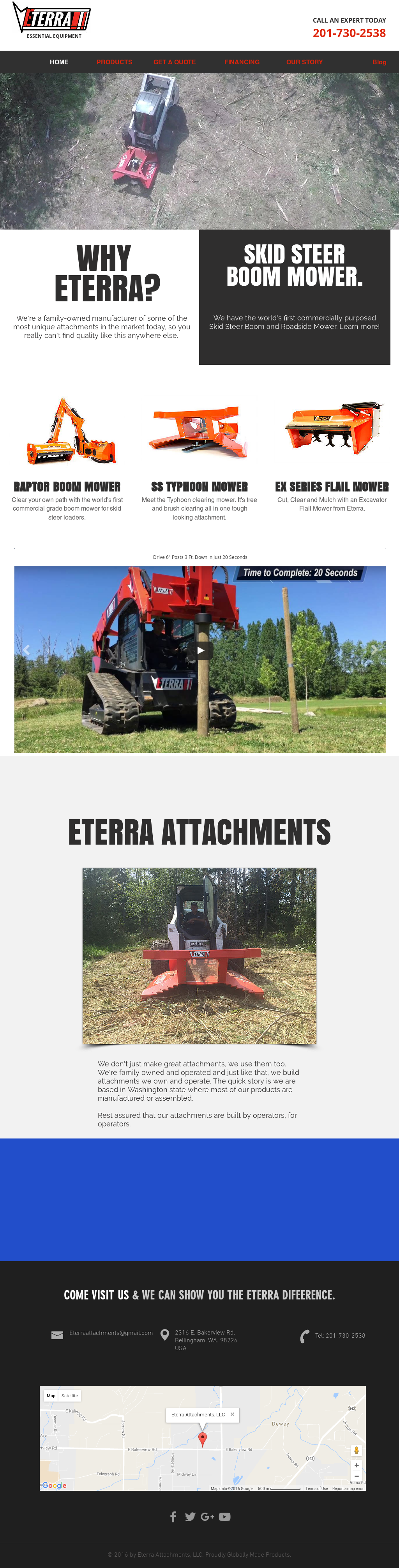 Eterra Attachments Competitors, Revenue and Employees - Owler