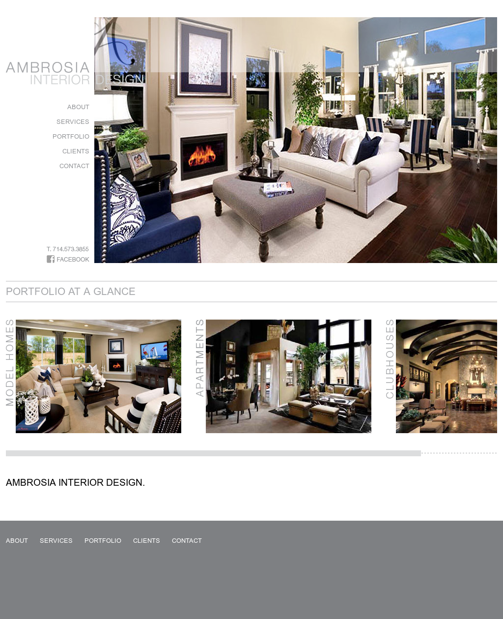 Ambrosia Interior Design Competitors Revenue And Employees Owler Company Profile