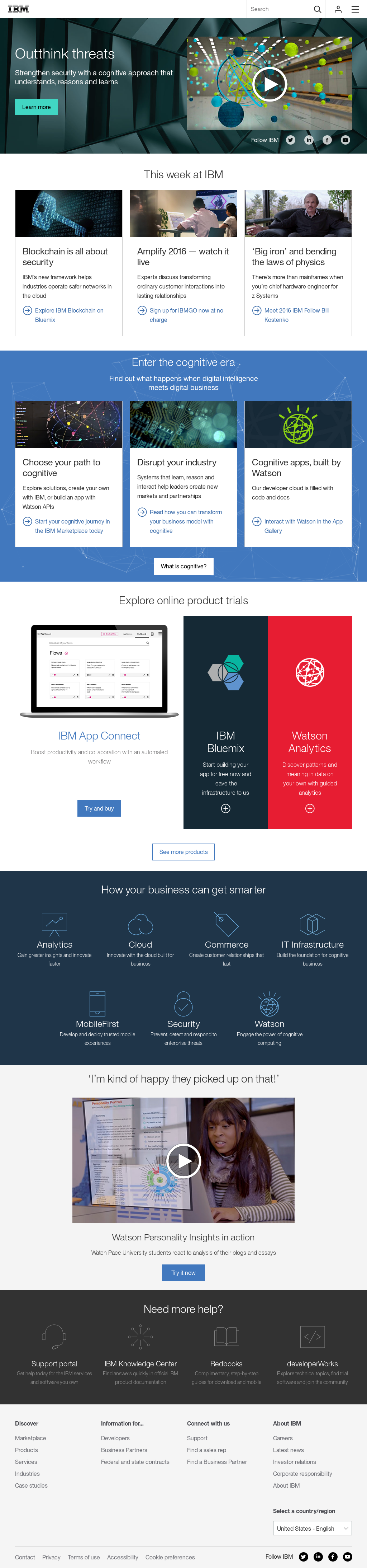 IBM Competitors, Revenue and Employees - Owler Company Profile