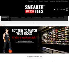 e9b3637ceb2 ... sneaker match tees website  Sneakermatchtees s website screenshot on  Sep 2015  sneaker t shirt websites  Jordan ...